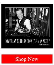 How Many Guitars Does One Man Need? Joe Bonamassa Poster