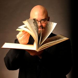 Alex Steffen with Book